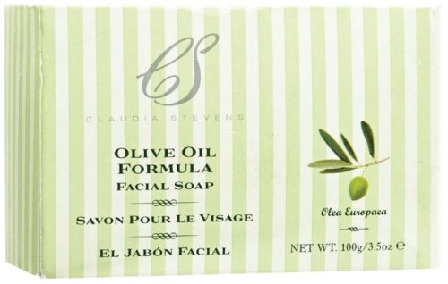 Claudia Stevens Olive Facial Soap 3.5 oz.