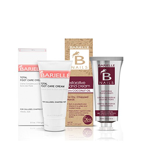 Barielle Opposites Attract Hand and Foot 2-Piece Treatment Set