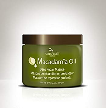 Hair Chemist Macadamia Deep Repair Masque 12 oz.