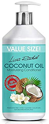 Lisa Rachel Moisturizing Conditioner with Coconut Oil 33 oz.