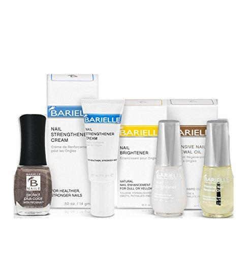 Barielle Brighter Day 4-PC Nail Treatment and Polish Set - Barielle - America's Original Nail Treatment Brand