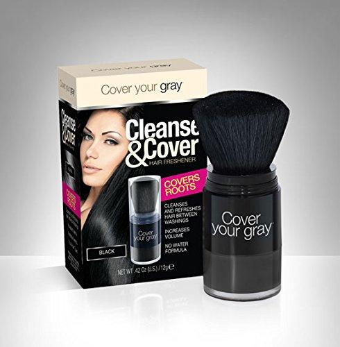 Cover Your Roots: Thinning and Gray Coverage - Deluxe 5 Piece Variety Pack - coveryourgray