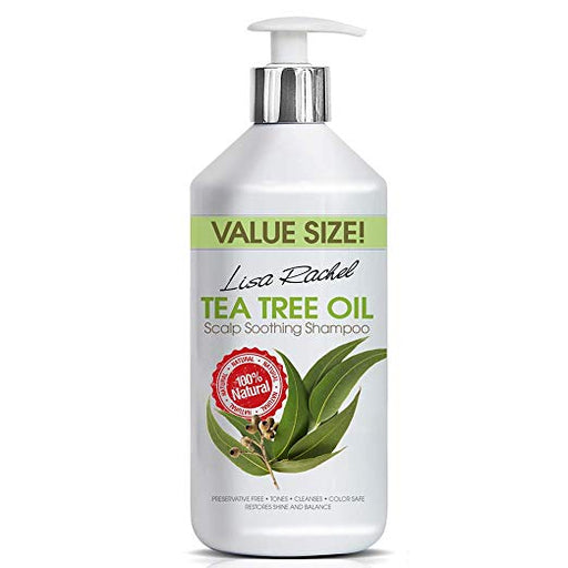 Lisa Rachel Moisturizing Shampoo with Tea Tree Oil 33 oz.