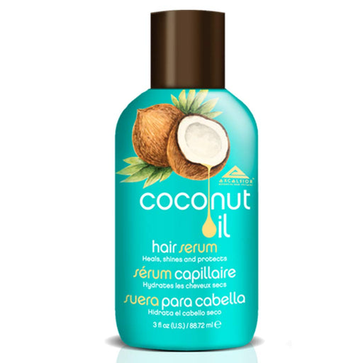 Excelsior Coconut Oil Hair Serum 3 oz.