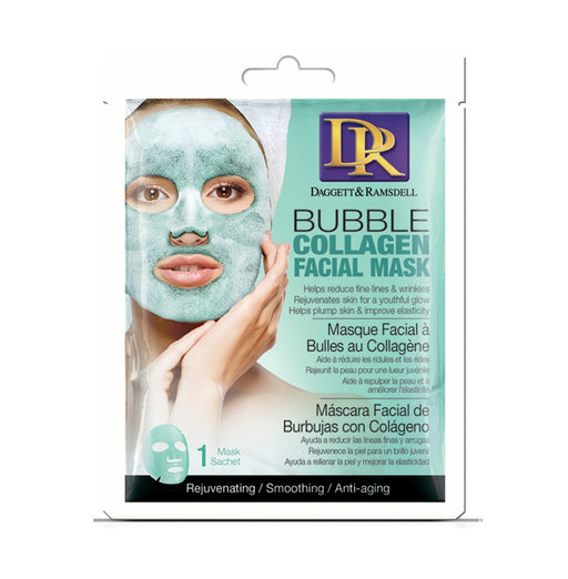 Daggett & Ramsdell Facial Sheet Bubble Mask Collagen (Single)