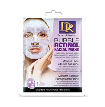Daggett & Ramsdell Facial Sheet Bubble Mask Retinol (Single)