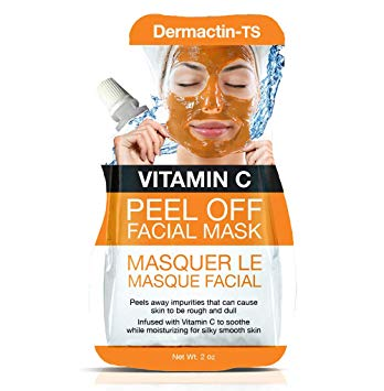 Dermactin-TS Vitamin C Peel Off Facial Mask 2 oz.