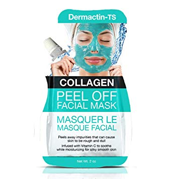 Dermactin-TS Collagen Peel Off Facial Mask 2 oz.