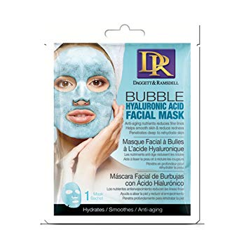 Daggett & Ramsdell Facial Sheet Bubble Mask Hyaluronic Acid (Single)