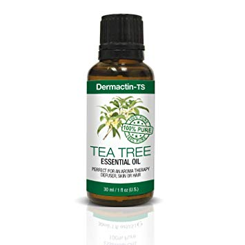 Dermactin-TS 100% Pure Essential Oil - Tea Tree Oil 1 oz.