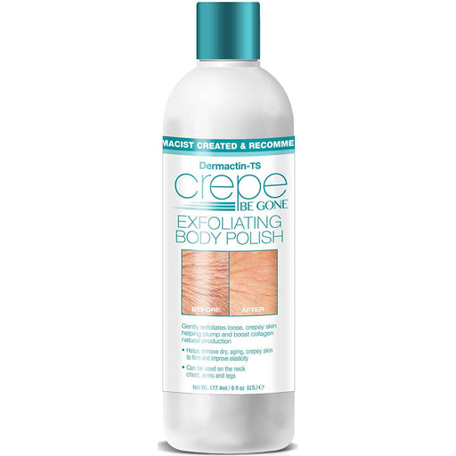 Dermactin-TS Crepe Be Gone Exfoliating Body Polish 6 oz.