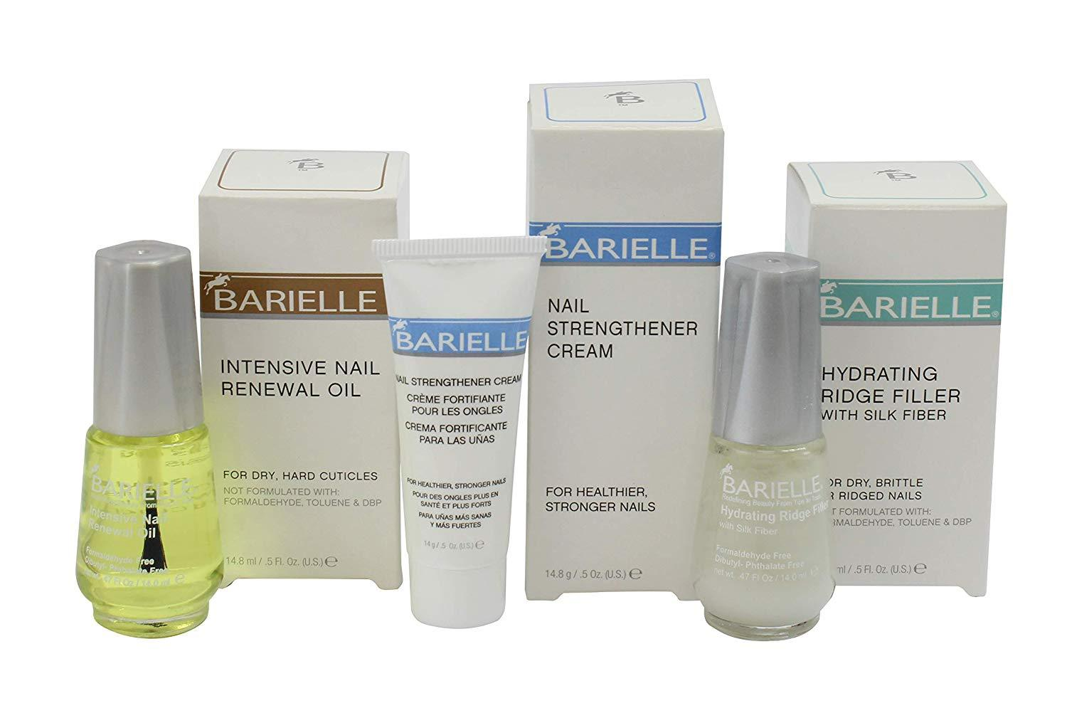 Barielle Fixer-Upper Bundle: Nail Strengthener and Regrowth Kit - Barielle - America's Original Nail Treatment Brand