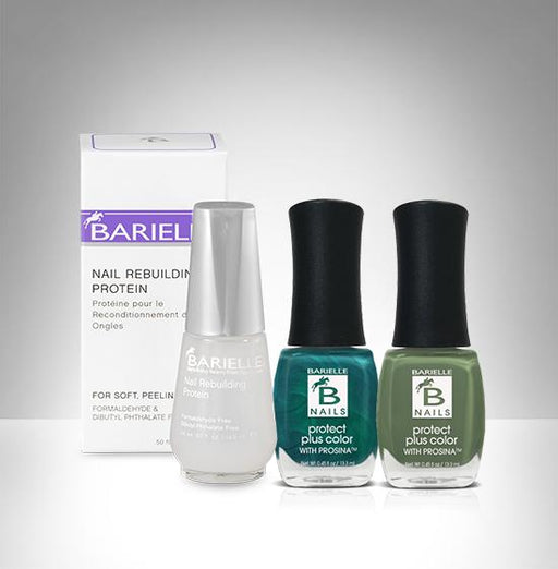 Barielle Luck of the Irish Nail Polish & Treatment 3-PC Set - Barielle - America's Original Nail Treatment Brand