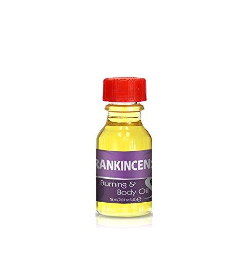 Burning & Body Oil - Frankincense .5 oz.