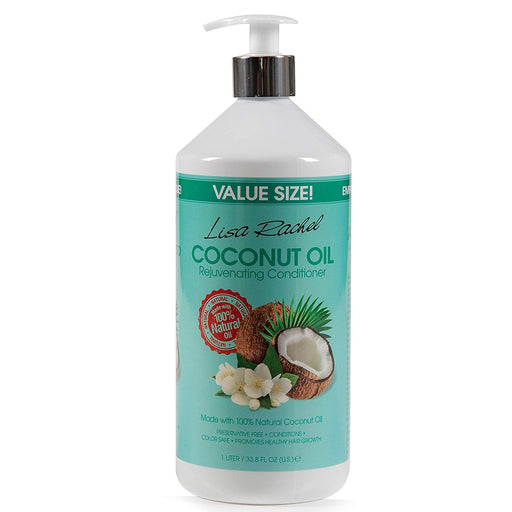 Lisa Rachel Moisturizing Shampoo with Coconut Oil 33 oz.
