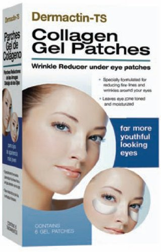 Dermactin-TS Collagen Gel Patches 6CT 2PK
