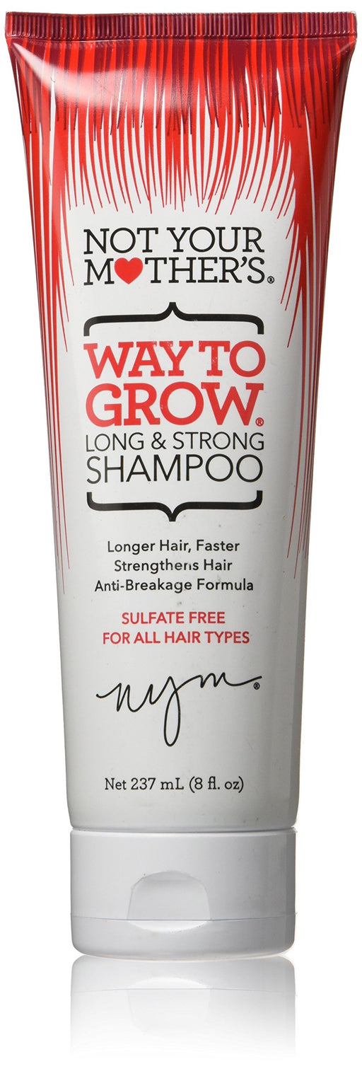 Not Your Mothers Shampoo Way To Grow (Long+Strong) 8 oz.