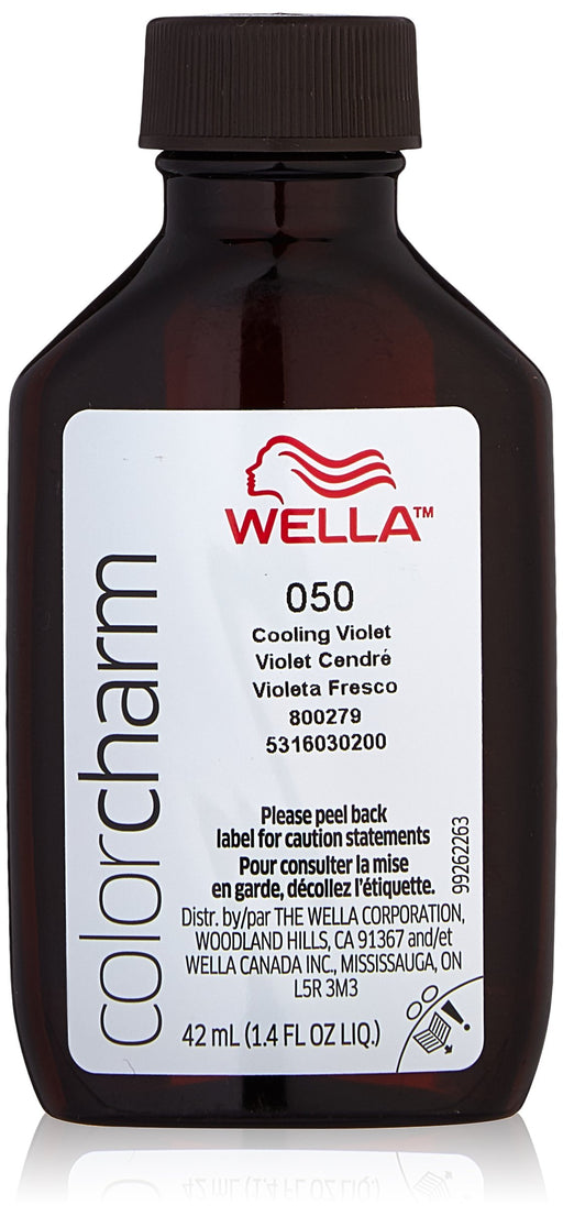 Wella Color Charm - Liquid Creme Haircolor - #50 Cooling Violet