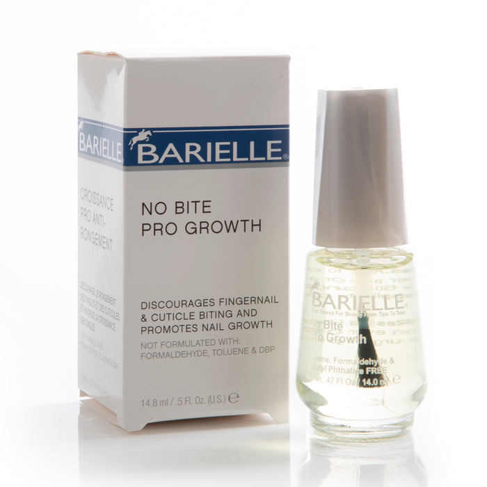 Barielle No Bite Pro Growth Nail Hardener .5 oz. 2-PACK