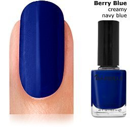 Barielle Nail Shade - Berry Blue .45 oz.