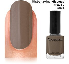 Barielle Nail Shade - Misbehaving Mistress .45 oz.