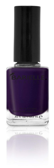 Barielle Hidden Hideaway Nail Polish - Exotic Metallic Purple, .45 oz.