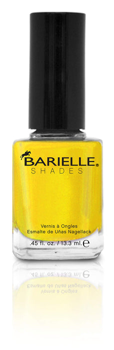 Barielle Lemondrops Nail Polish - Sun Yellow Cream .45 oz.
