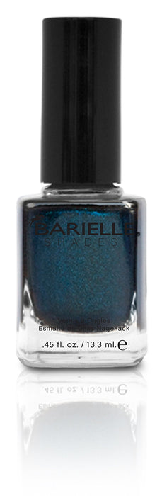 Barielle Nail Shade Blackened Bleu .45 oz.