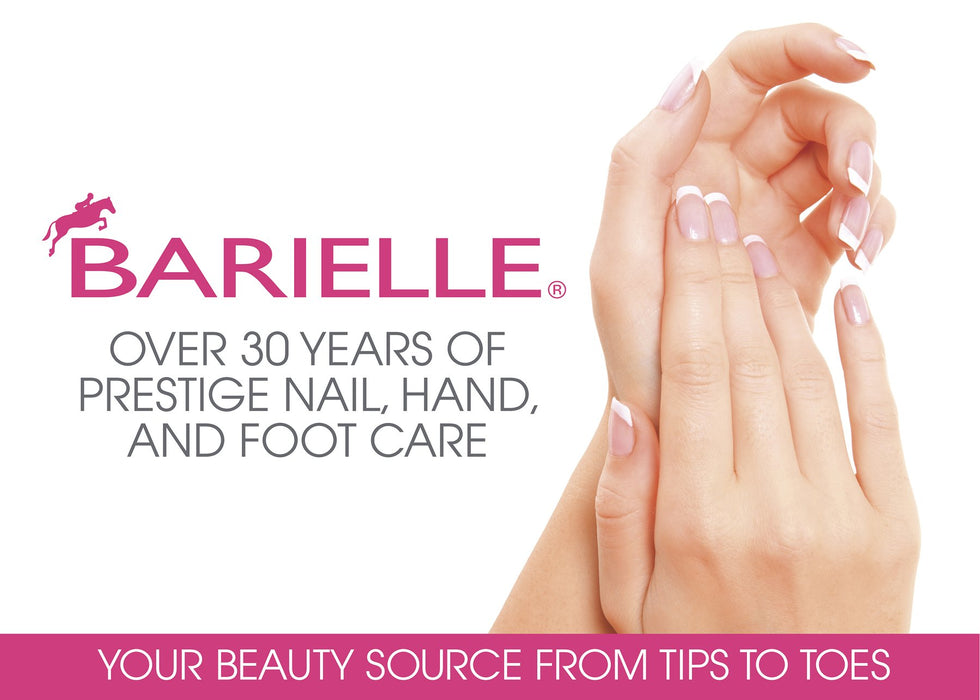 Barielle Garlic Nail Strengthener & Growth Formula Dual Function Nail Lacquer .5 oz.