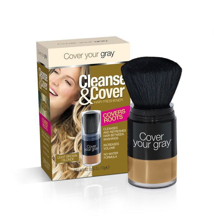 Cover Your Gray Cleanse & Cover Hair Freshener - coveryourgray