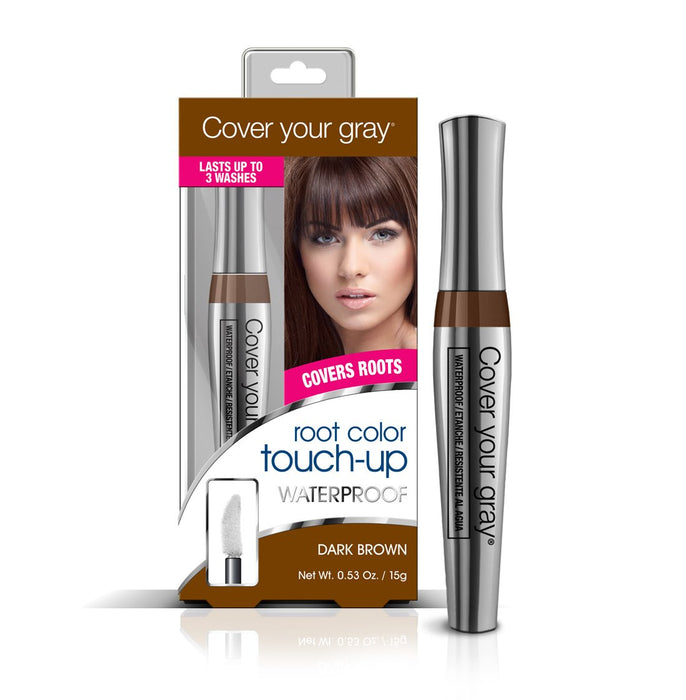 Cover Your Gray Waterproof Root Touch-Up - coveryourgray