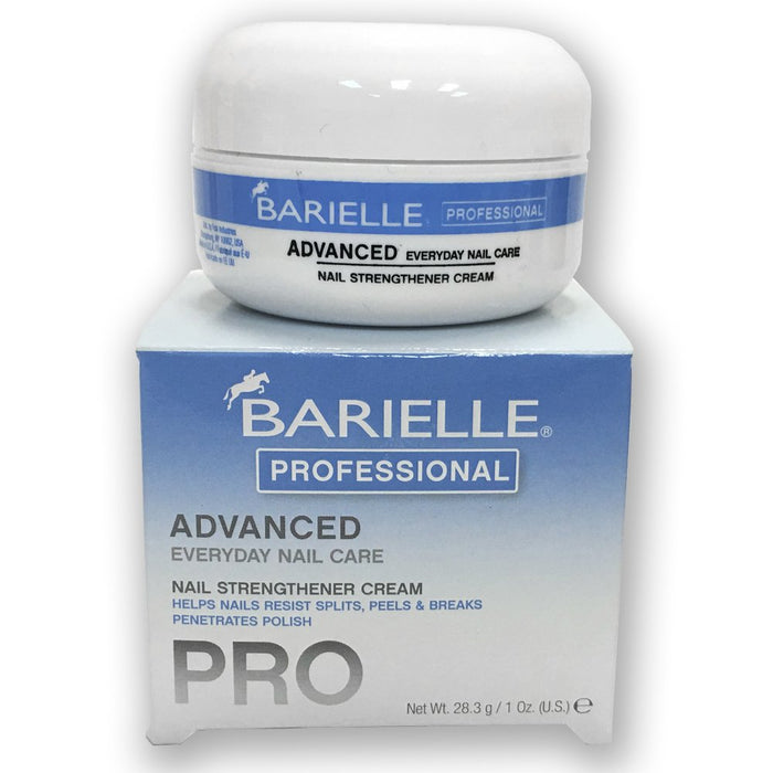 Barielle Professional Advanced Nail Strengthener 1 oz with Free Gifts!