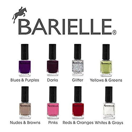 Barielle 25-Piece Assorted Nail Polish Variety Pack153481914945