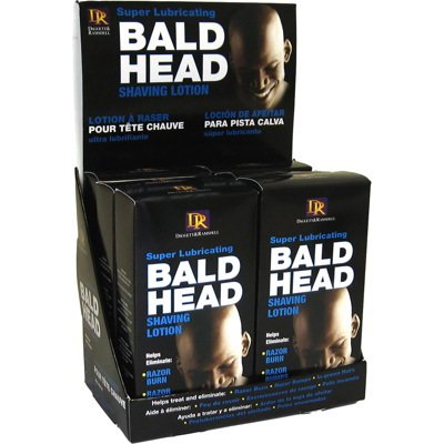 Daggett And Ramsdell Bald Head Shaving Lotion (6-PACK)