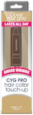 Cover Your Gray Pro Mini Hair Color Touch Up Stick - Dark Brown