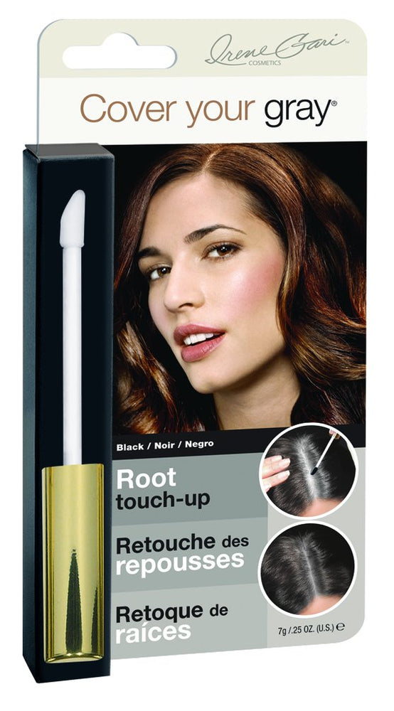 Cover Your Gray Root Touch-up - Black
