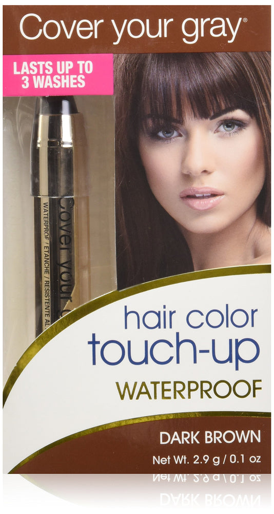 Cover Your Gray Waterproof Chubby Pencil - Dark Brown