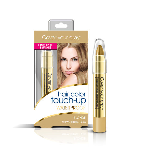 Cover Your Gray Waterproof Hair Color Touchup Stick - Blonde