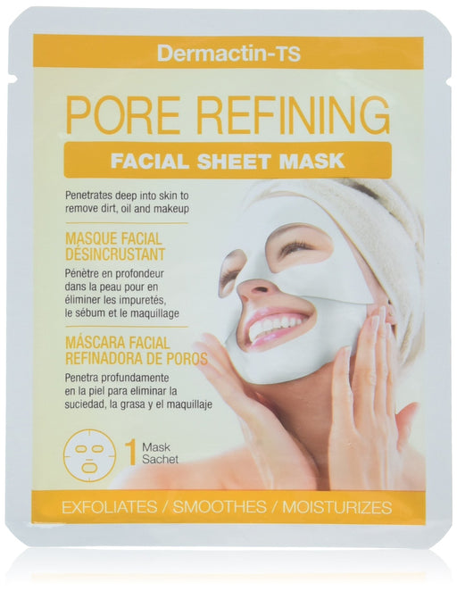 Dermactin-TS Facial Pore Refining Sheet Mask