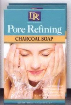Daggett & Ramsdell Pore Refining Charcoal Soap 3.5 oz. (Pack of 6)