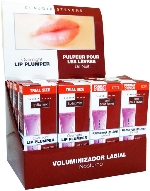 Claudia Stevens Lip Fix Mix Overnight Lip Plumper .25 oz.
