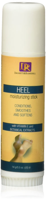 Dermactin-TS Heel Moisturizing Stick w/Vitamin E & Botanical Extracts .05oz