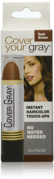 Cover Your Gray Color Stick - Dark Brown