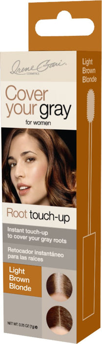 Cover Your Gray Root Touch-Up - Light Brown Blond Mini Box .25 oz.