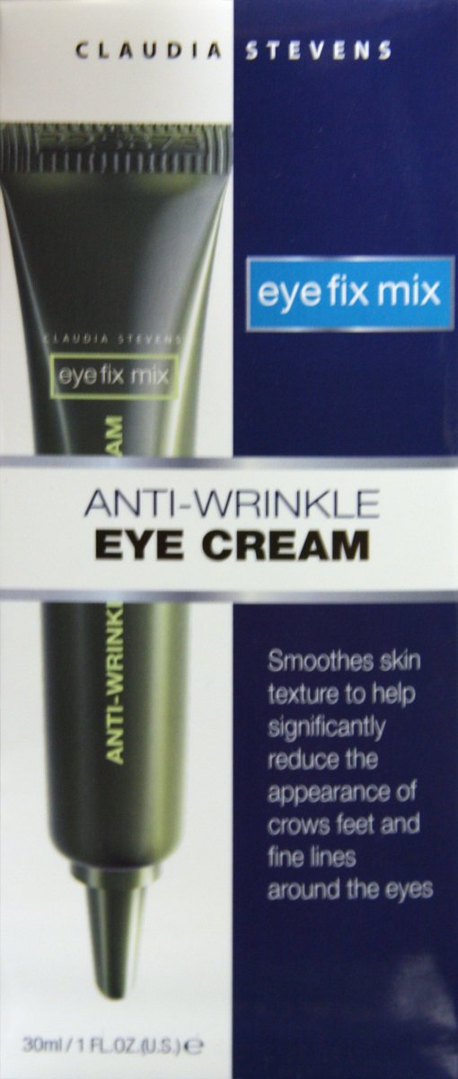 Claudia Stevens Anti - Wrinkle Eye Cream