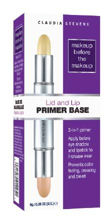 Claudia Stevens Lid and Lip Primer Base .28 oz