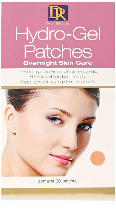Dermactin-TS Hydro Gel Patches, 30 Patches