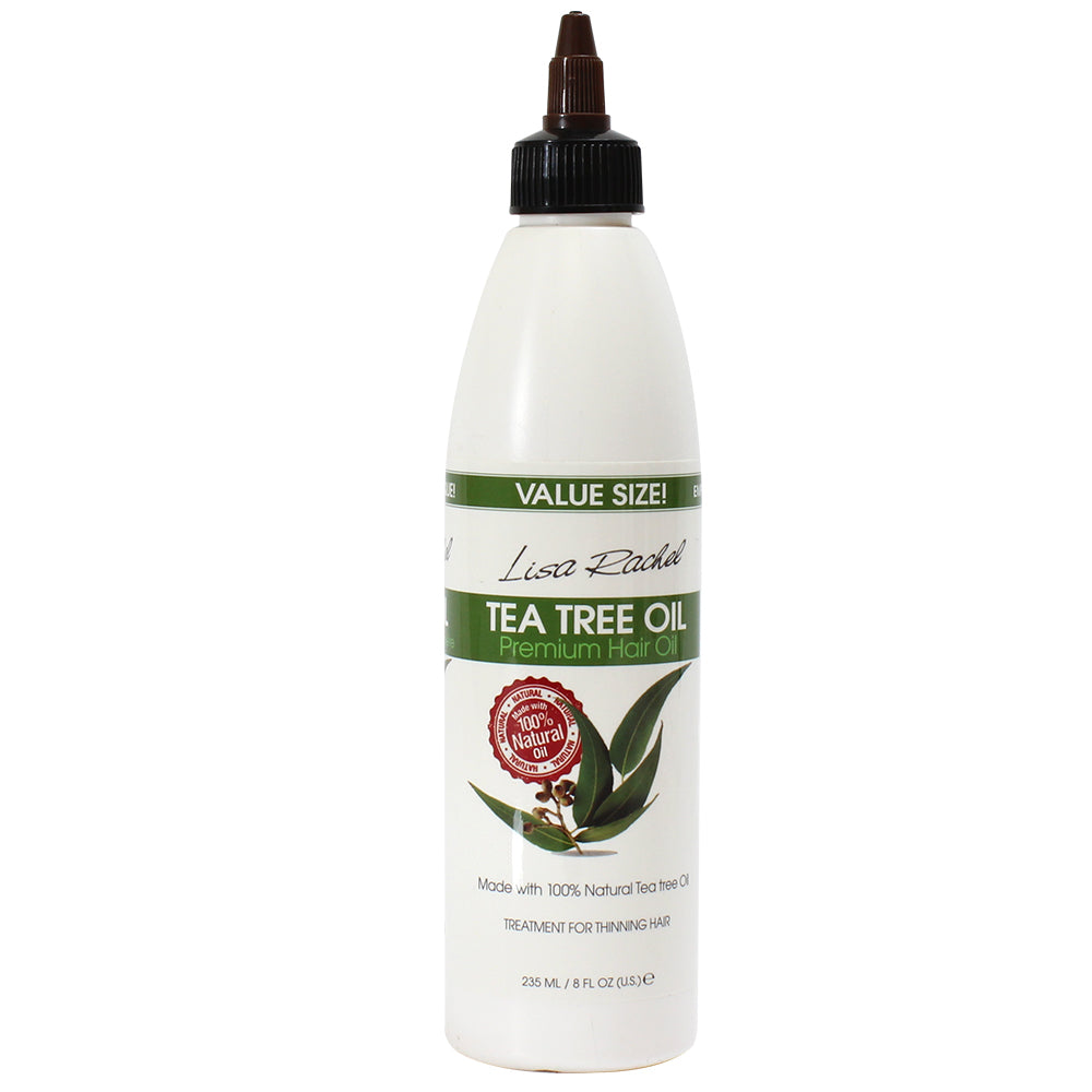 Lisa Rachel Tea Tree Hair Oil 8 oz.