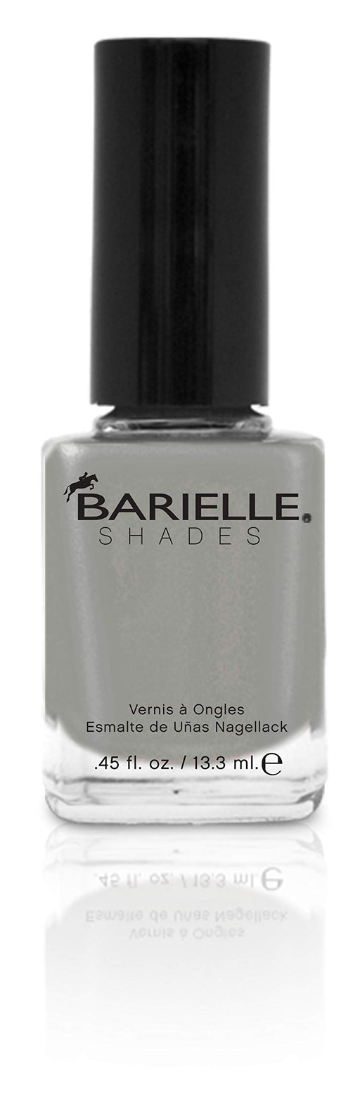 Barielle Nail Polish  - Solid As A Rock - A Matte Gray