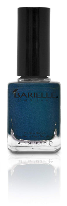Barielle Shade Sky's The Limit, A Sapphire Blue W/ Shimmer